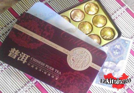 Китайский чай «Пуэр»